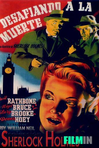 Sherlock Holmes desafiando a la muerte (3)
