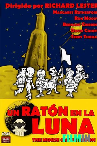 Un Ratón en la Luna