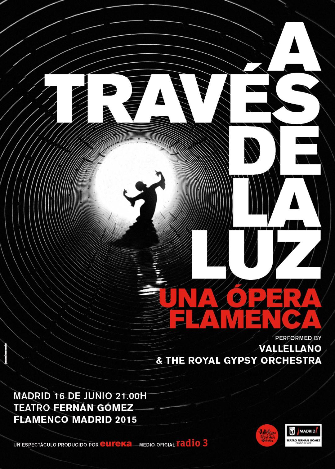 A través de la luz. Una ópera flamenca