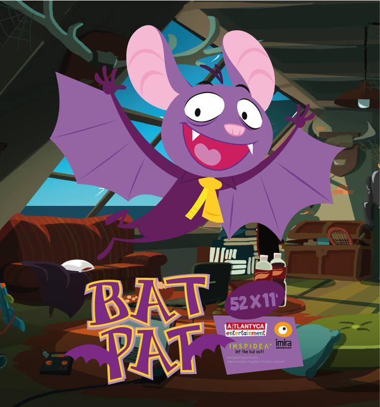 Bat Pat - Aullar a la luna
