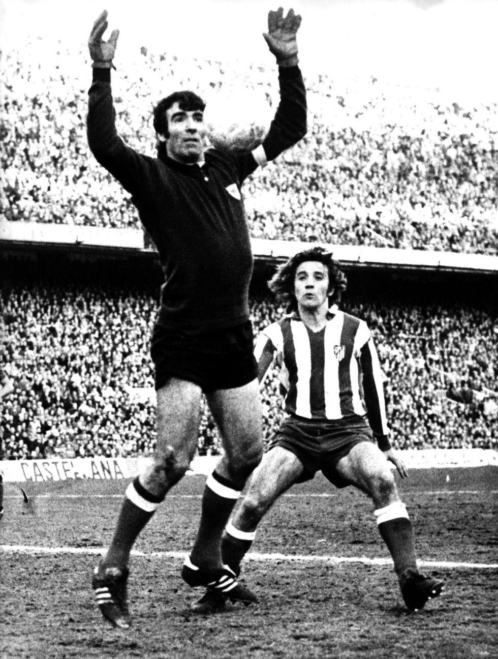 Conexión vintage - Fútbol: At. Madrid-Ath. Bilbao 1967
