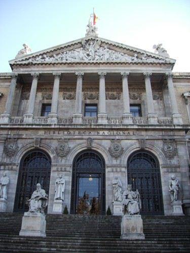 Crónicas - Biblioteca Nacional, no solo libros