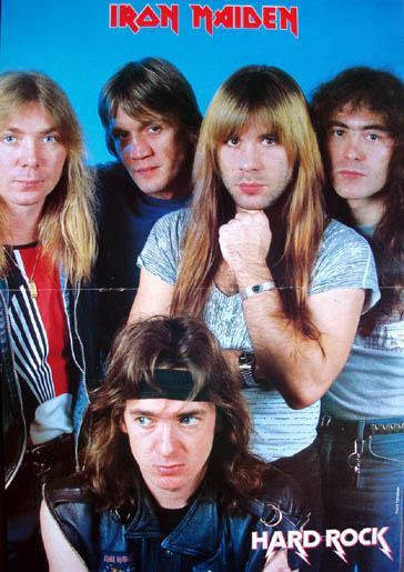 Iron Maiden - Rock In Rio 1985