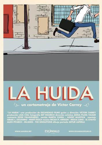 La Huída (C)