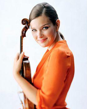 Vivaldi: Cuatro estaciones - Janine Jansen - Internationaal Kamermuziek Festival