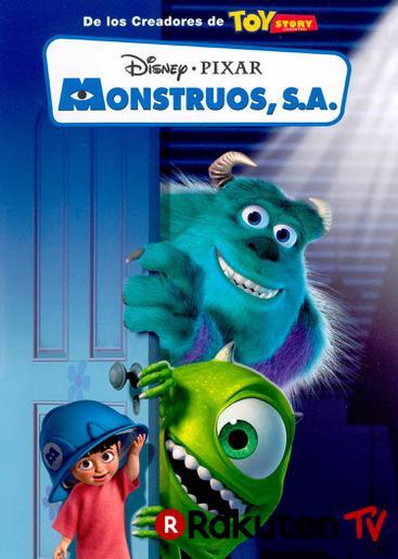 Monstruos, S.A.