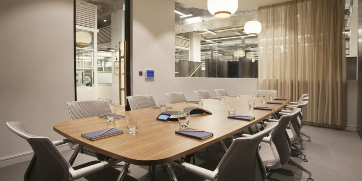Serviced office in London, United Kingdom