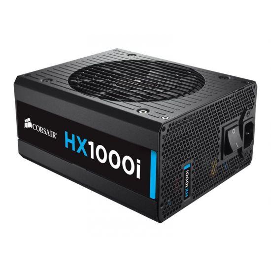 CORSAIR HXi Series HX1000i &#45 strømforsyning &#45 1000W