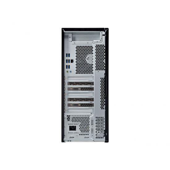 Fujitsu Celsius M770powerx - tower - Core i7 7800X X-series 3.5 GHz - 16 GB - 512 GB - Nordisk