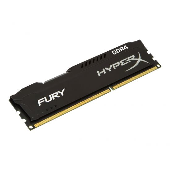 HyperX FURY &#45 32GB: 4x8GB &#45 DDR4 &#45 2400MHz &#45 DIMM 288-PIN - CL15