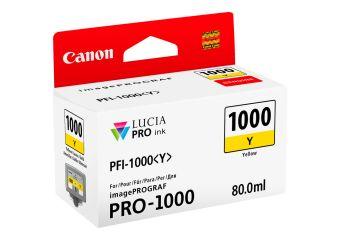Canon PFI-1000 Y