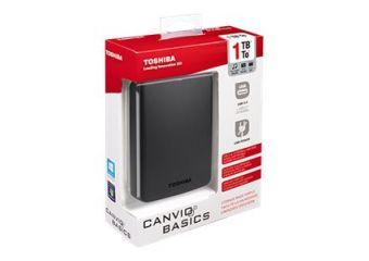 Toshiba Canvio Basics &#45 1TB