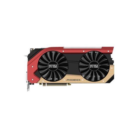 Gainward GeForce GTX 1080 Phoenix &#45 NVIDIA GTX1080 &#45 8GB GDDR5X - PCI Express 3.0 x16