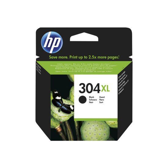 HP 304XL - Højtydende - sort - original - blækpatron
