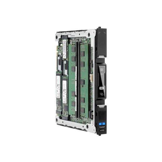 HPE ProLiant m510 - patron - Xeon D-1587 1.7 GHz - 0 MB