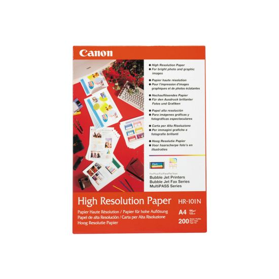 Canon HR-101 - almindeligt papir - 50 ark
