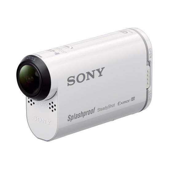 Sony Action Cam-HDR-AS200VR - action-kamera - Carl Zeiss