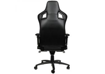 Noble Chairs EPIC Series Faux Leather Black/Gold