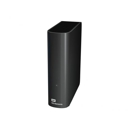 WD Elements Desktop WDBWLG0030HBK &#45 3TB - USB 3.0