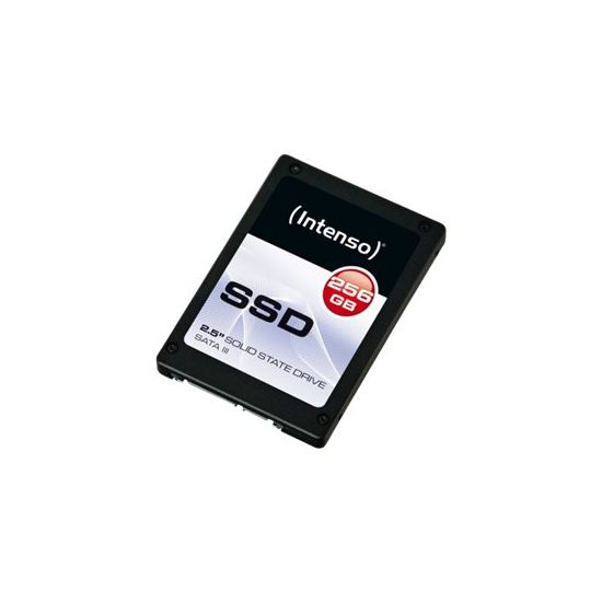 Intenso SSD - 256 GB - Top Performance - SATA 6Gb/s