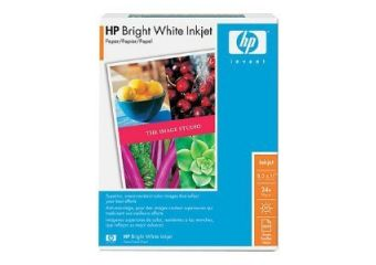 HP Bright White