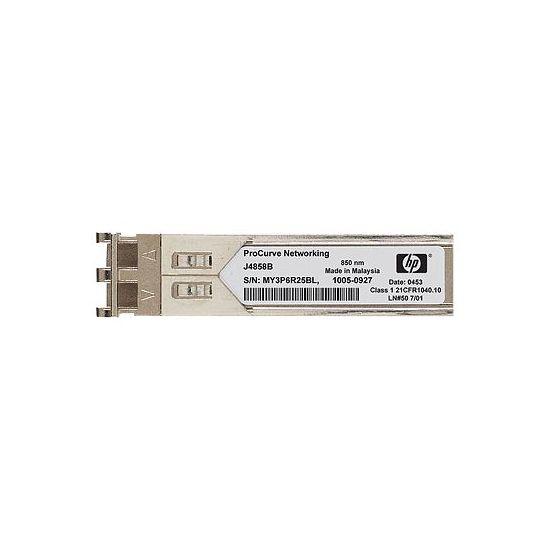 HPE - SFP (mini-GBIC) transceiver modul - Gigabit Ethernet