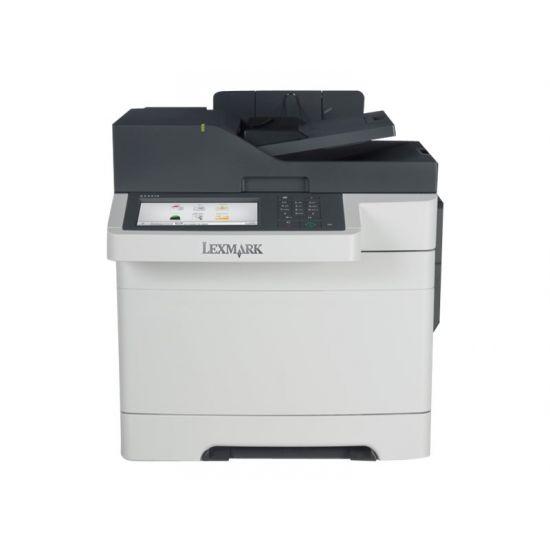 Lexmark CX510dhe - multifunktionsprinter ( farve )