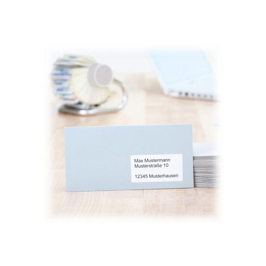 HERMA Premium - laminerede adressemærkater - 1400 etikette(r)