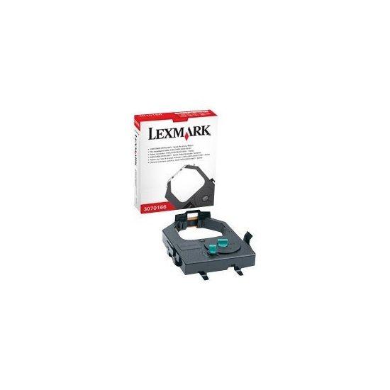 Lexmark - 1 - sort - gen-blækbånd