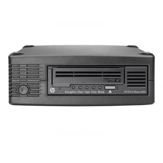 HPE StoreEver 6250 - bånddrev - LTO Ultrium - SAS-2