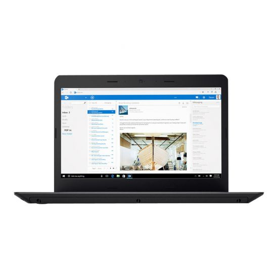 Lenovo ThinkPad E470 20H1 - Intel Core i5 7200U / 2.5 GHz - 8 GB DDR4 - 256 GB SSD SATA 6Gb/s - TCG Opal Encryption 2 - Intel HD Graphics 620 - 14""