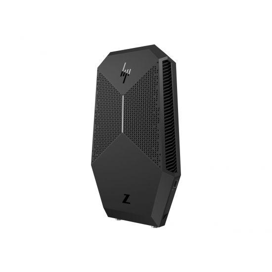 HP Workstation Z VR Backpack G1 - rygsæk PC - Core i7 7820HQ 2.9 GHz - 32 GB - 512 GB – Quadro P5200 16GB GDDR5