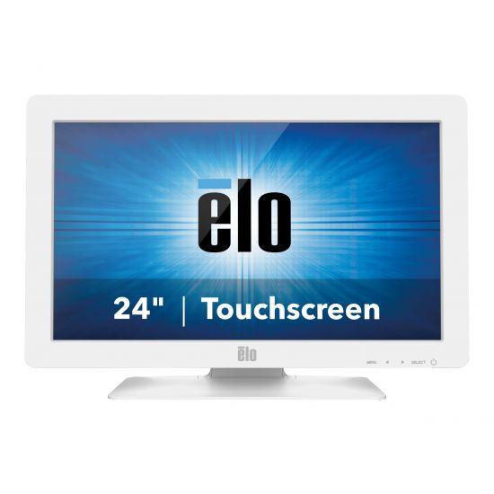 "Elo Desktop Touchmonitors 2401LM IntelliTouch - LED-skærm - Full HD (1080p) - farve - 24"""