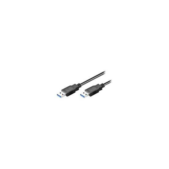 MicroConnect USB-kabel - 50 cm