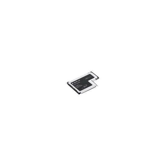 Gemplus ExpressCard Smart Card Reader - SMART-kortlæser - ExpressCard