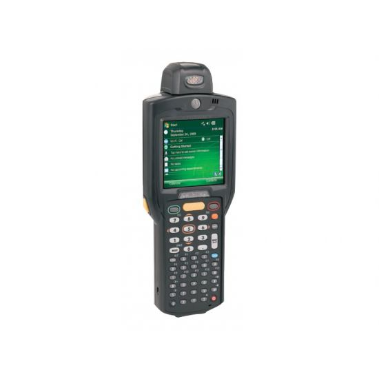 "Motorola MC3190 Turret with Rotating Head - terminal til indsamling af data - Win CE 6.0 Pro - 1 GB - 3"""