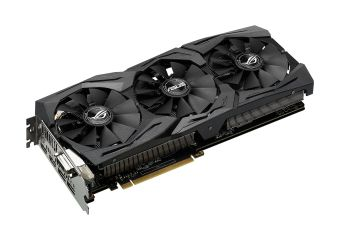 ASUS ROG STRIX-GTX1080-O8G-GAMING &#45 NVIDIA GTX1080 &#45 8GB GDDR5X