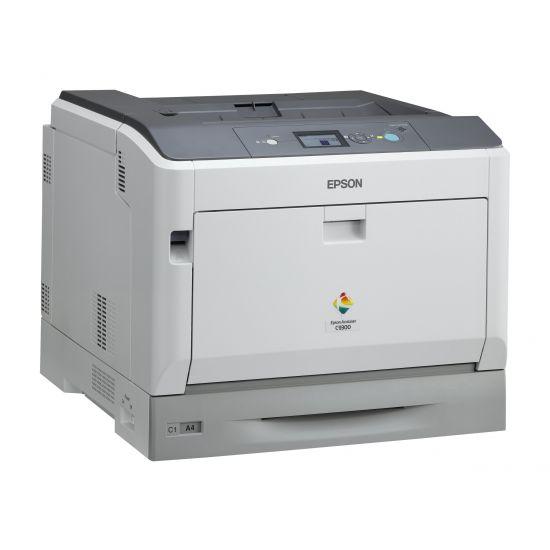 Epson AcuLaser C9300DN - printer - farve - laser