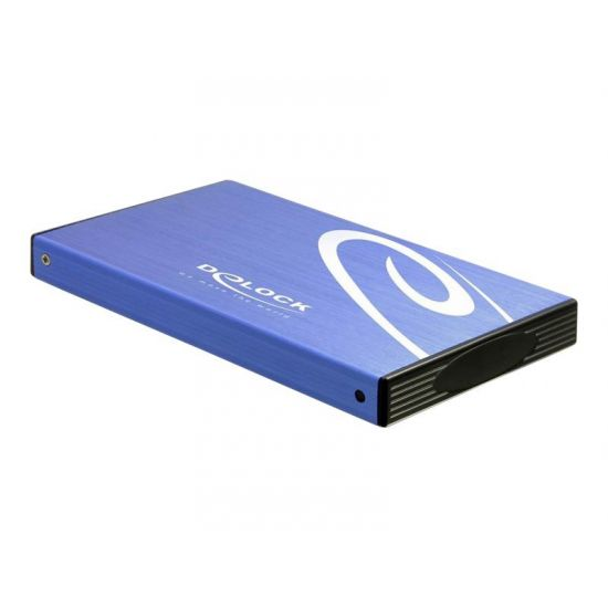 "DeLOCK 2,5"" external enclosure USB2.0 - lagringspakning - ATA - USB 2.0"