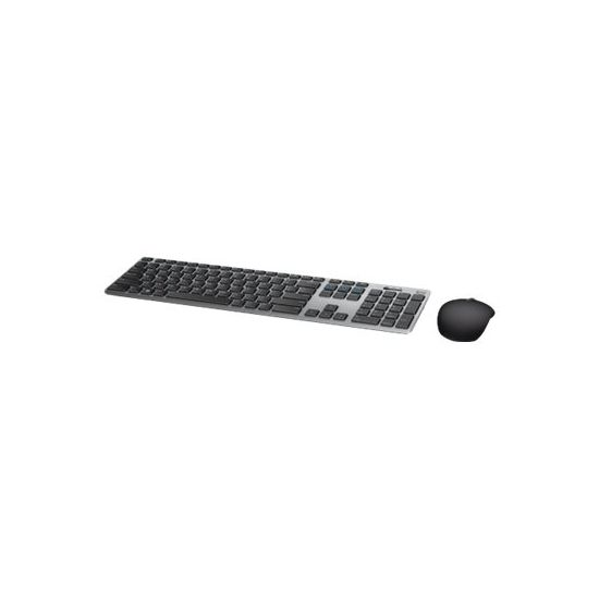 Dell KM717 Premier - tastatur og mus-sæt - Pan Nordic QWERTY