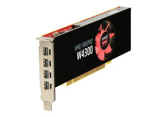 AMD FirePro W4300 &#45 AMD FireProW4300 &#45 4GB GDDR5