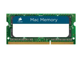 Corsair Mac Memory &#45 8GB &#45 DDR3 &#45 1333MHz &#45 SO DIMM 204-PIN