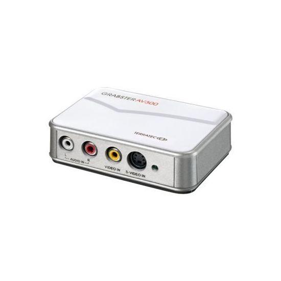 TERRATEC Grabster AV 300 MX - videooptagelsesadapter - USB 2.0