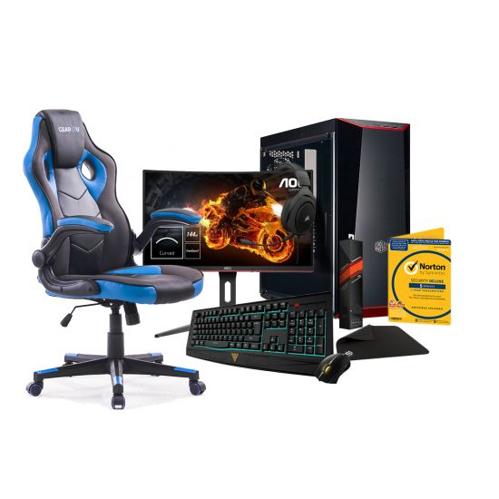 All-Inclusive Gaming Bundle