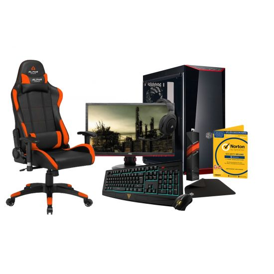 All-Inclusive Gaming Bundle - Komplet Pakke