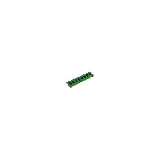 Kingston ValueRAM &#45 4GB &#45 DDR3 &#45 1600MHz &#45 DIMM 240-pin - CL11