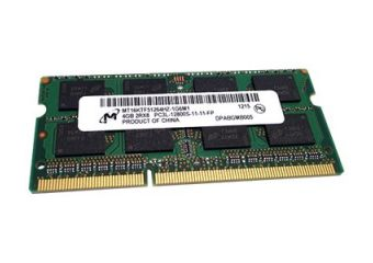 HP &#45 2GB &#45 DDR3L &#45 1600MHz &#45 SO DIMM 204-PIN