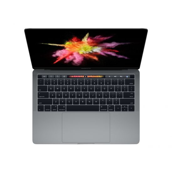 "Apple MacBook Pro with Touch Bar - 15.4"" - Core i7 - 16 GB RAM - 512 GB SSD - Dansk"