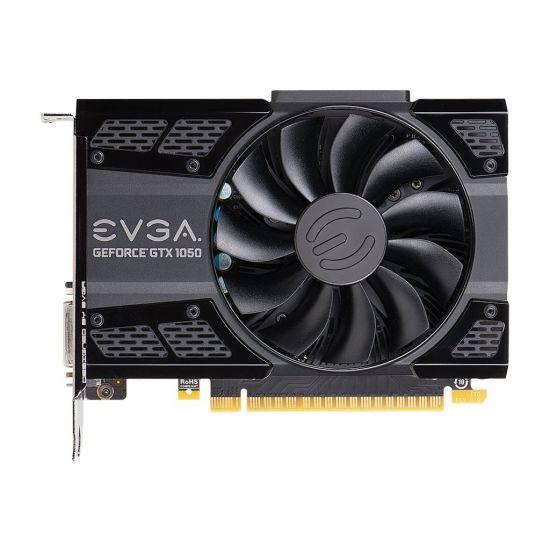 EVGA GeForce GTX 1050 SC Gaming &#45 NVIDIA GTX1050 &#45 2GB GDDR5 - PCI Express 3.0 x16