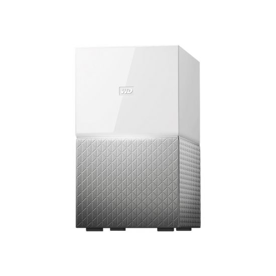 WD My Cloud Home Duo WDBMUT0040JWT - personlig cloud-opbevaringsenhed - 4 TB